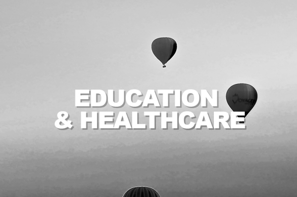 Education & Healthcare