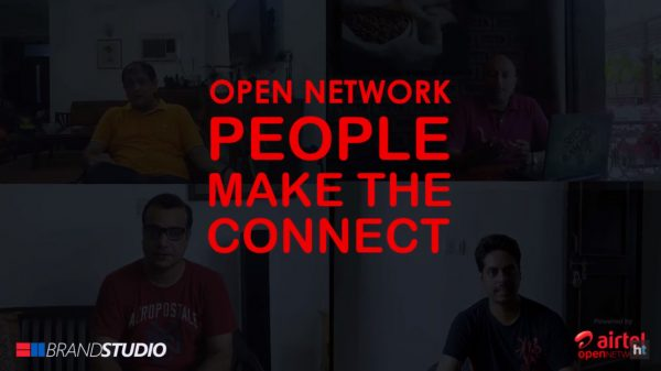 Open network—People Make the Connect
