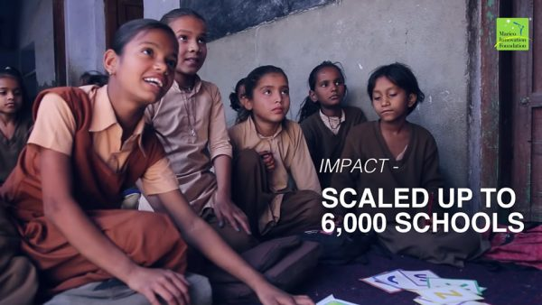 Looking to scale up? Take a cue from this non-profit!