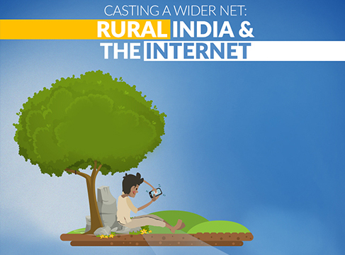 Casting A Wider Net: Rural India & The Internet