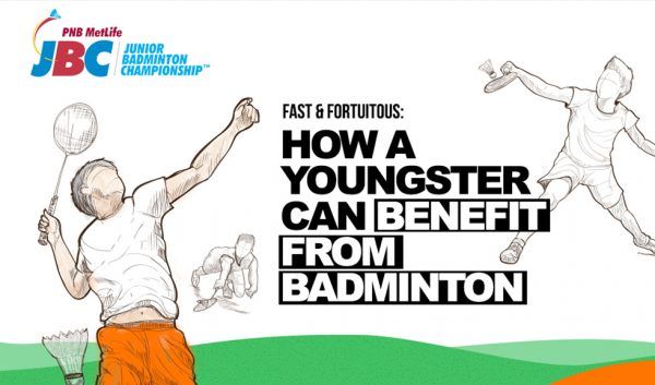 Fast & Fortuitous: How a youngster can benefit from badminton