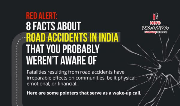 Red alert: 8 facts about road accidents in India