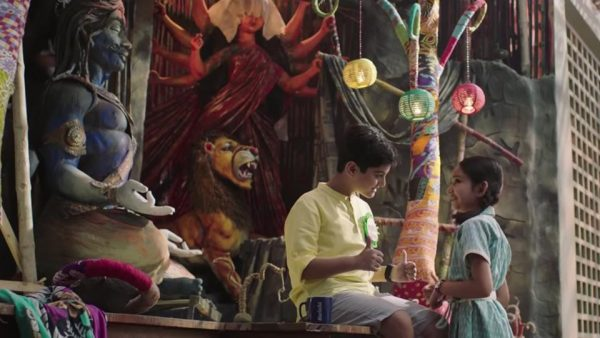 Prakritik Pujo: Let the children show the way