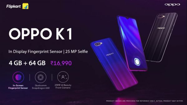 OPPO K1: A sound competitor in the competitive price segment