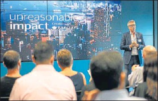 Barclays partners with entrepreneurs to tackle societal challenges at scale