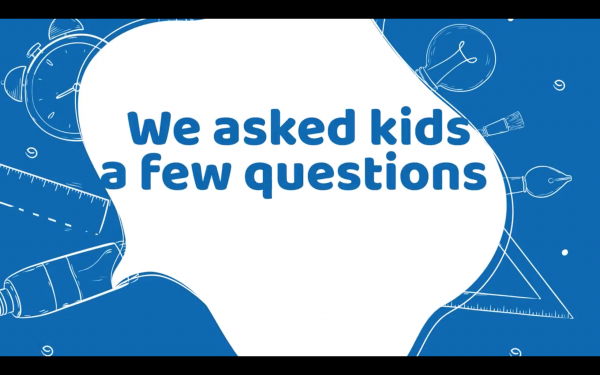 We asked kids a few questions about driving