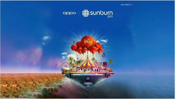 Create unforgettable memories at OPPO Sunburn Goa 2019 with Reno2