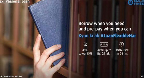 Bajaj Finserv's new campaign #LoanFlexibleHai to drive awareness for its Flexi Personal Loan