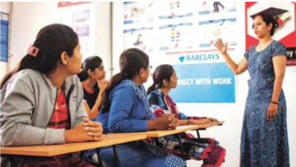 Barclays addresses skills gap through Connect with Work programme