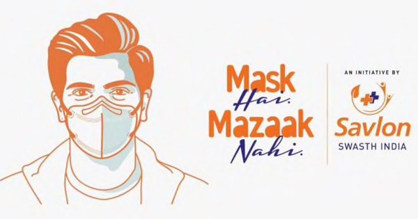 ITC Savlon's new 'Mask Hai Mazaak Nahin' campaign highlights a pressing social message
