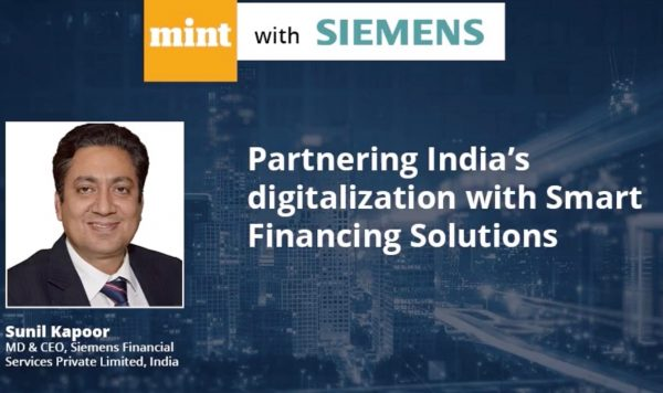 Partnering India's digitalization with smart Financing Solutions