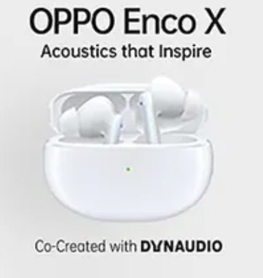 OPPO Enco X hits sweet spot with great audio quality, battery life